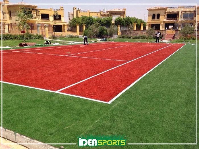 Art Grass Tennis